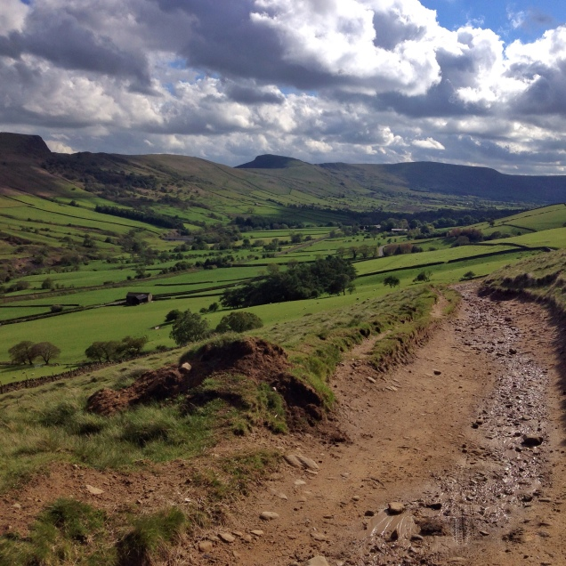 Outdoor Bloggers Weekend Edale May 2015 - Short Hike