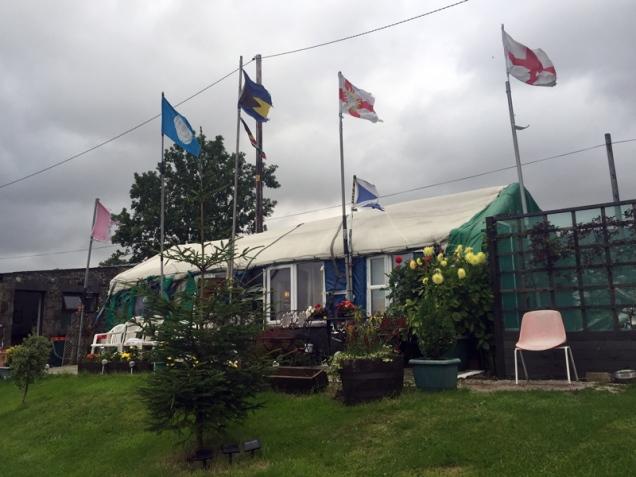 Holme Farm Campsite - Photo from Splodz Blogz