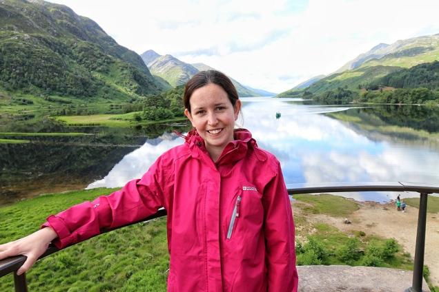 Lauren, The Helpful Hiker